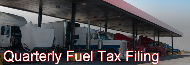Quarterly fuel tax filing